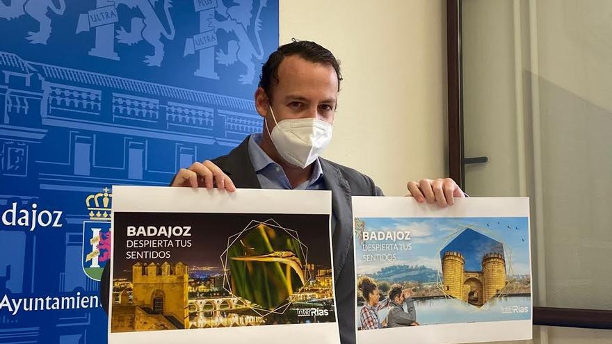 El Ayuntamiento de Badajoz contrata 5 paquetes turísticos con un turoperador para atraer visitantes a la ciudad