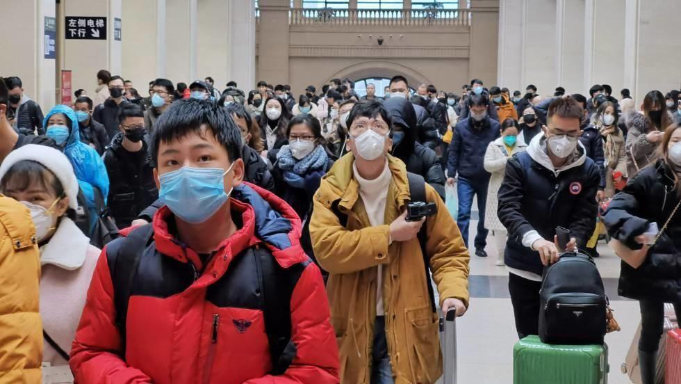 Confinamiento en Wuhan  | Enero