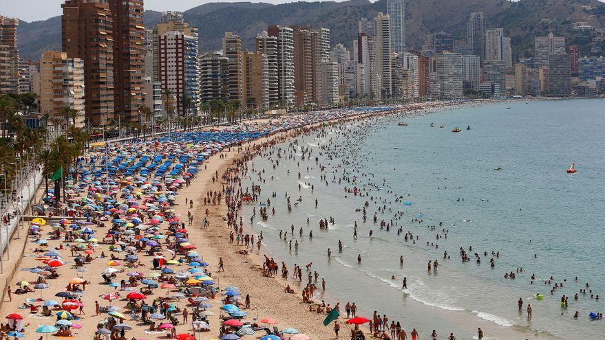 Alemania declara a España zona de alto riesgo COVID