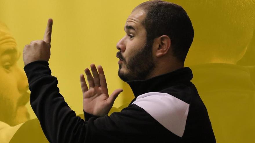 Pablo Rivas renueva como entrenador del del River Zamora en Tercera División