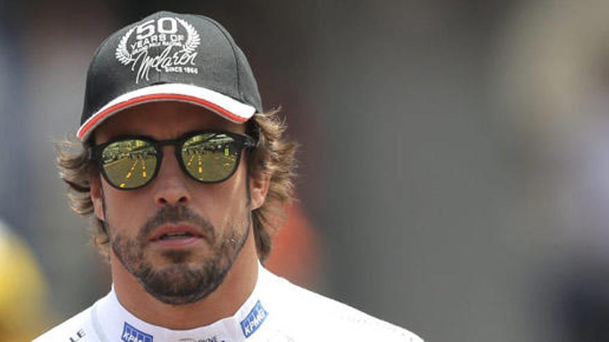 """Alonso: """"No he sacado todo el partido a los ultrablandos"""""""
