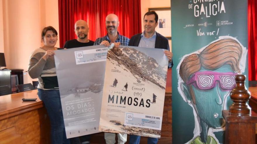 """El cine """"vuelve"""" a Bueu"""