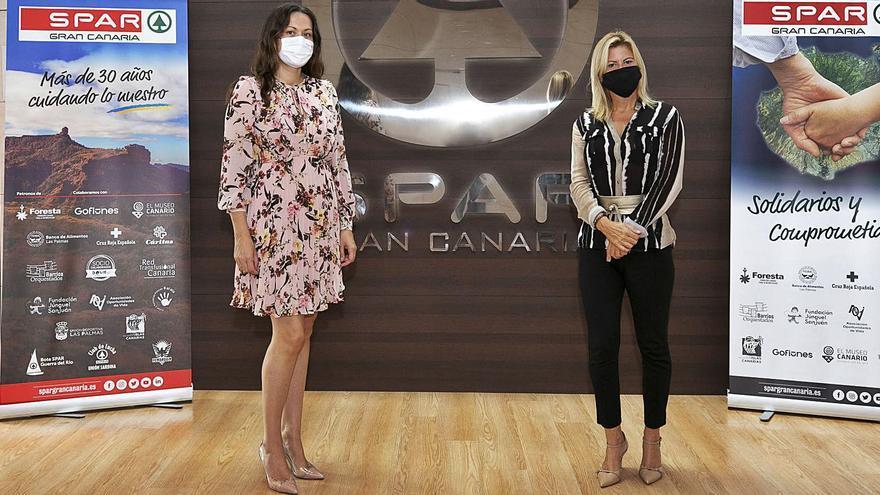 Ogadenia Couture y Spar, unidos