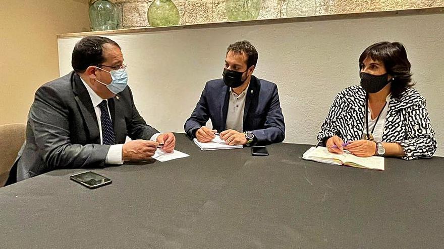 «Reforç policial en zones sensibles» per Fires de Girona