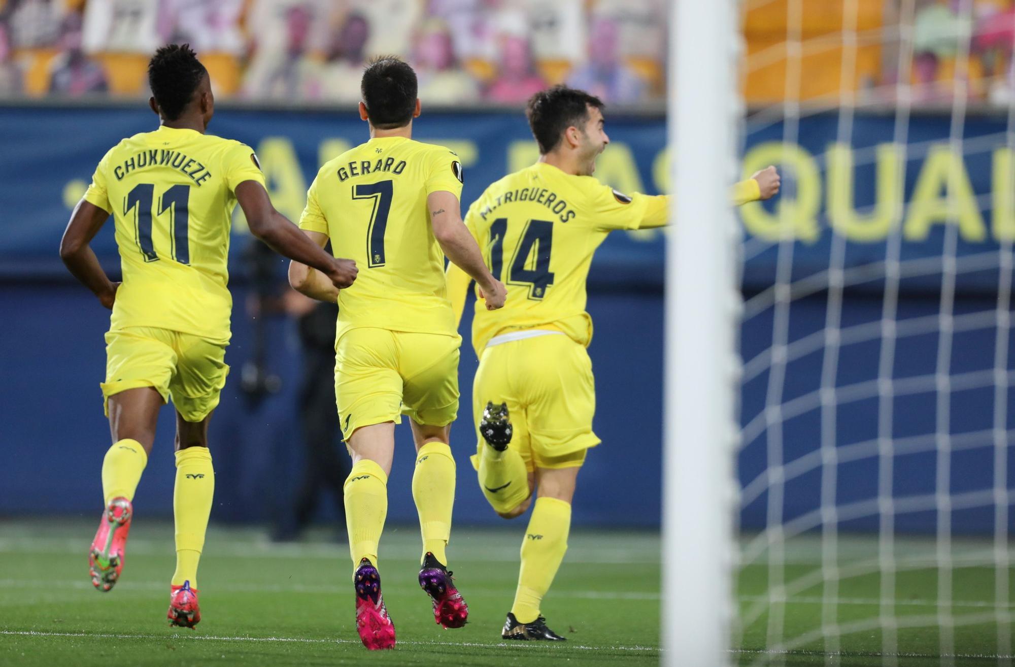 GALERÍA DE FOTOS | Victoria del Villarreal CF ante el Arsenal en las semifinales de la Europa League