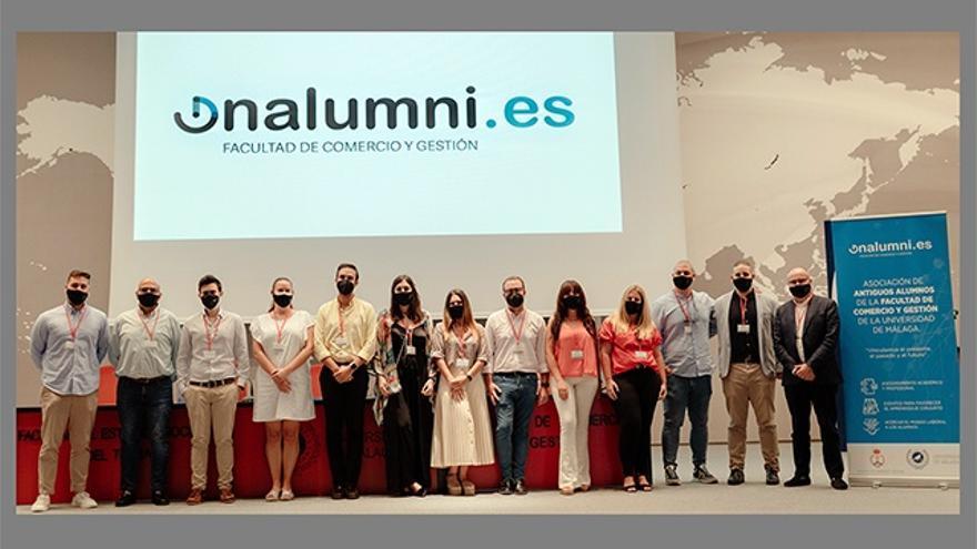 La Facultad de Comercio y Gestión crea la asociación 'Onalumni'