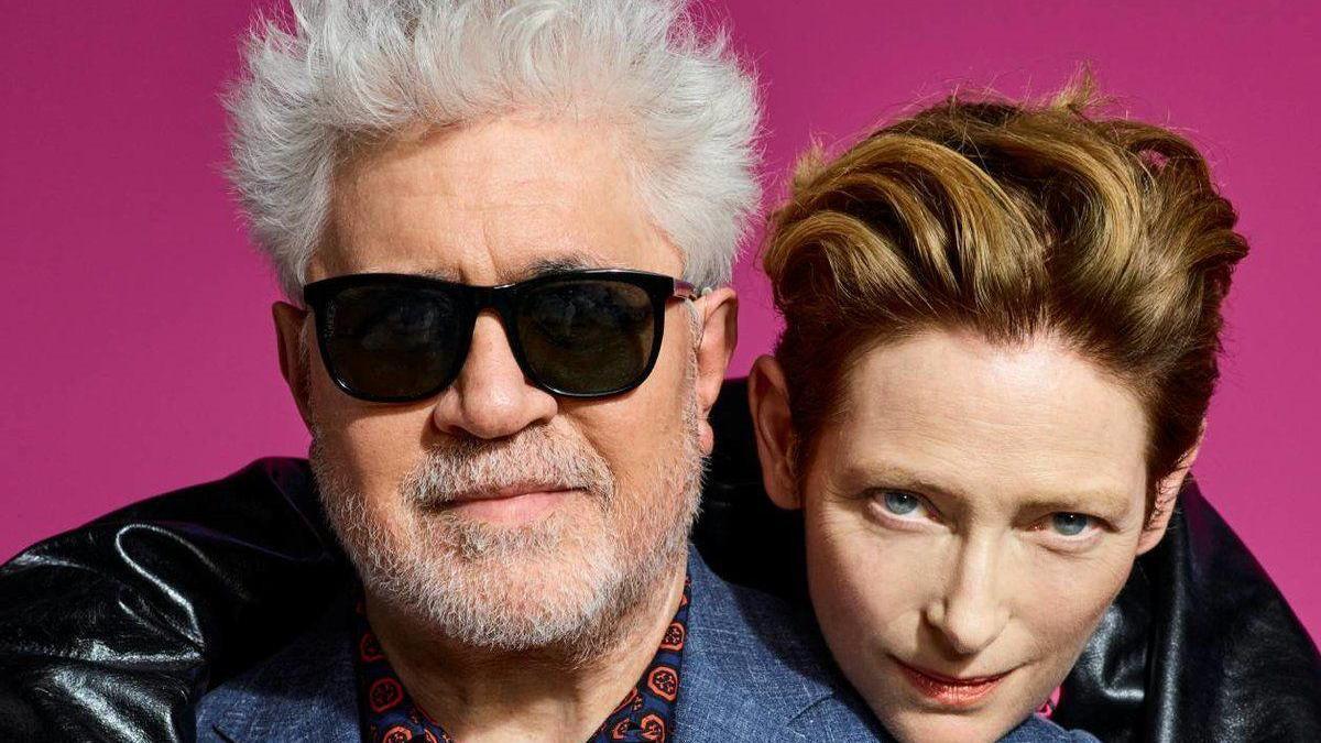 Almodóvar, fuera de la carrera de los Oscar por 'La voz humana'