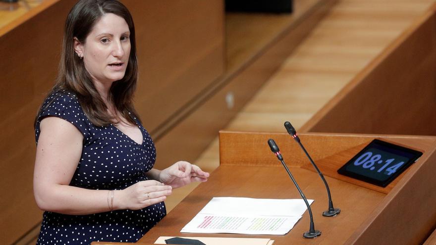 El aparato se impone  en las primarias de Vox: Ana Vega vence por  un centenar de votos
