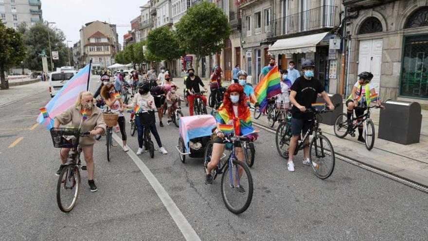 Vigo vuelve a ser referencia para celebrar el Orgullo LGTBI