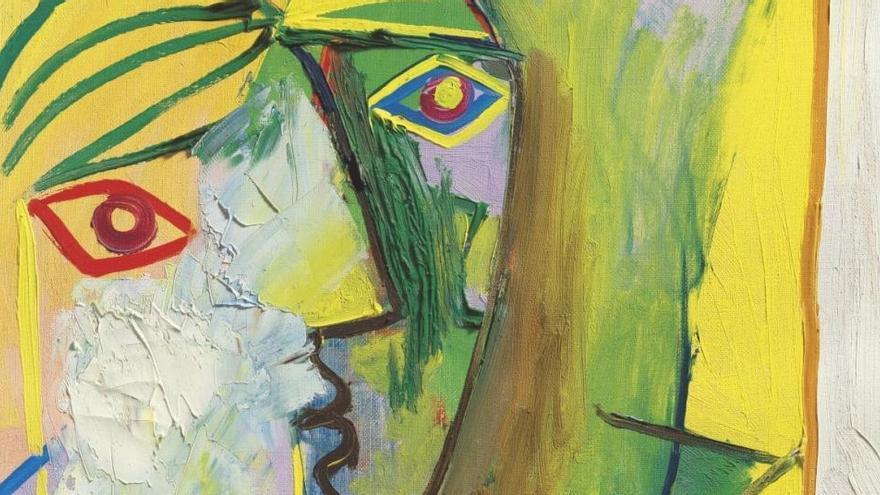 Un cuadro de Picasso de su amante Marie-Thérese Walter se subasta por primera vez