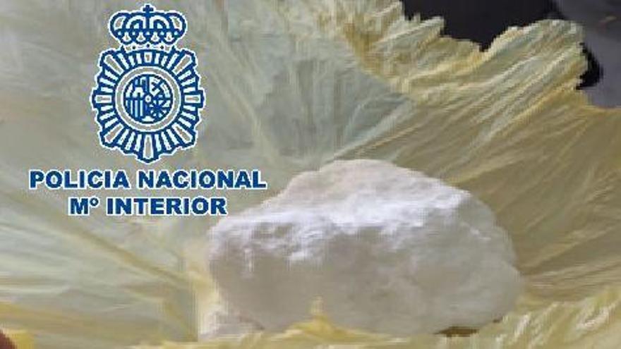 Desmantelan por tercera vez un punto de venta de droga en García Grana