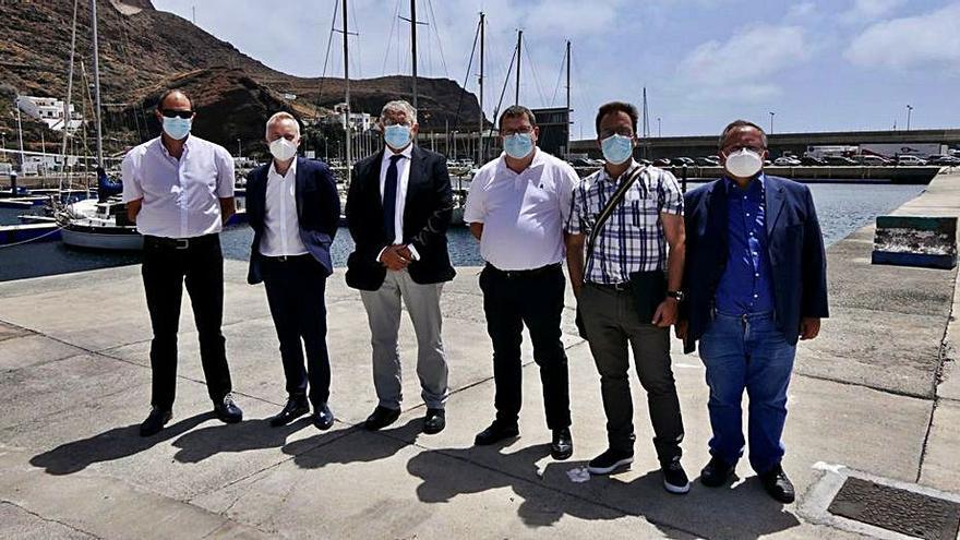 Puertos de Tenerife invierte un millón para mejorar los servicios en La Estaca