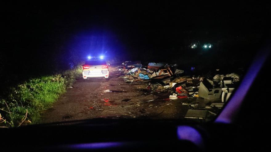 Reguero de incidencias en Avilés: accidentes, una pelea y delitos contra la seguridad vial