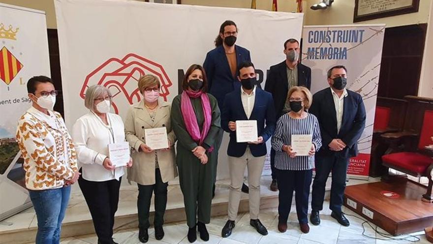 La Generalitat rinde homenaje a las víctimas del holocausto