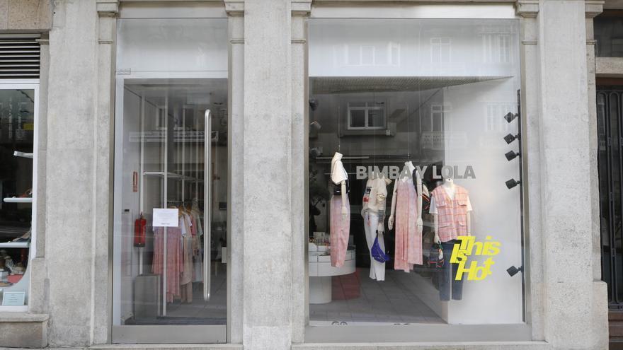 La marca de ropa Bimba y Lola, ahora fundación de interés gallego