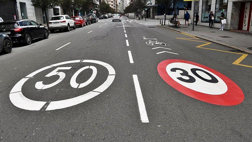 Mobilidade plantea plazas de la ORA de precio reducido según su ubicación a partir de 2021