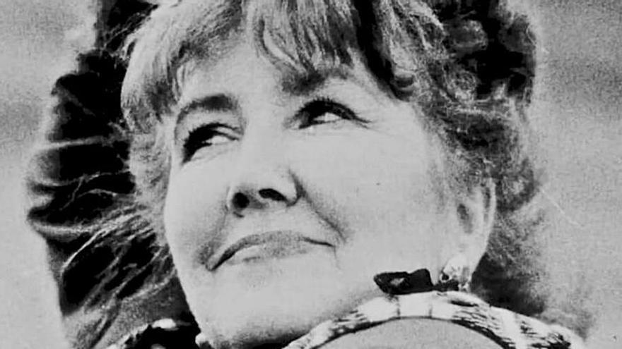 Fallece a los 92 años la escritora lagunera Olga Rivero Jordán