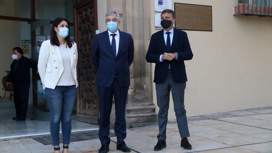 Ciudadanos denuncia la falta de transparencia en la gestión de los fondos europeos