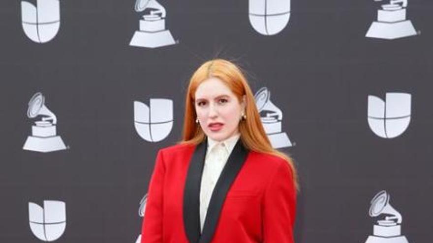 La catifa vermella dels Grammy llatins 2019