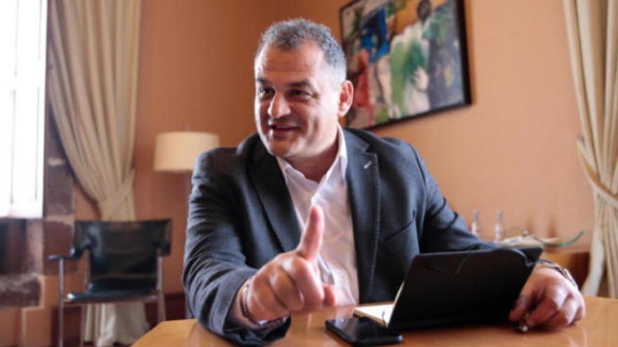 Desestimado el recurso de Díaz sobre la demora del 'caso Grúas'