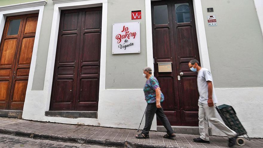 Una oferta de vivienda vacacional en Vegueta superior  a la de Madrid