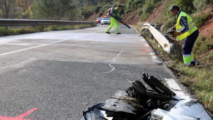 El govern espanyol reduirà la velocitat a les vies secundàries de 100 km/h a 90 km/h