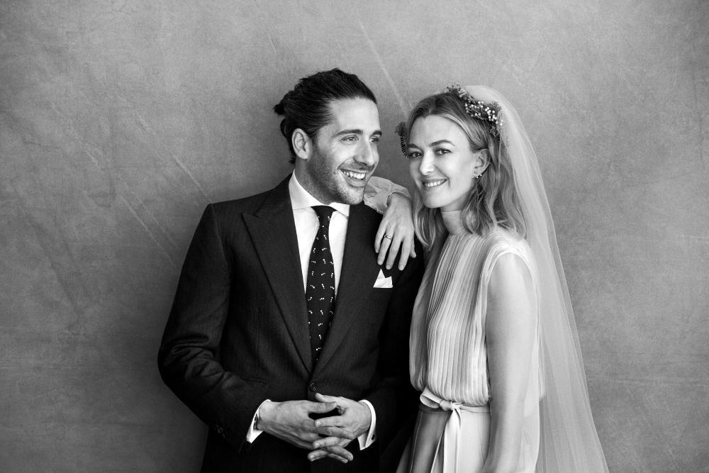 Las imágenes de la boda de Marta Ortega y Carlos T
