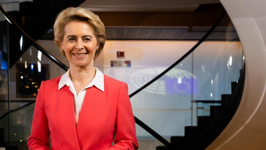 Quién es quién en la nueva CE de Ursula von der Leyen