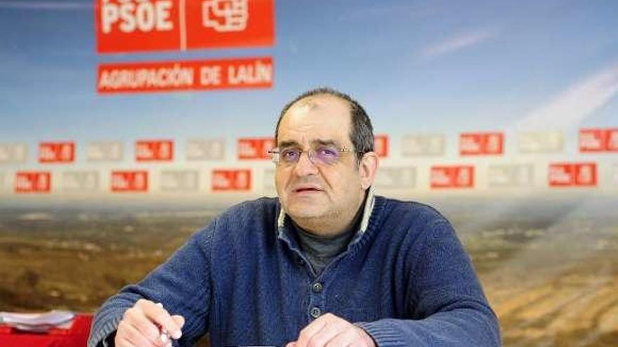 "La ejecutiva del PSOE brinda un respaldo ""rotundo e inequívoco"" a González Faílde"