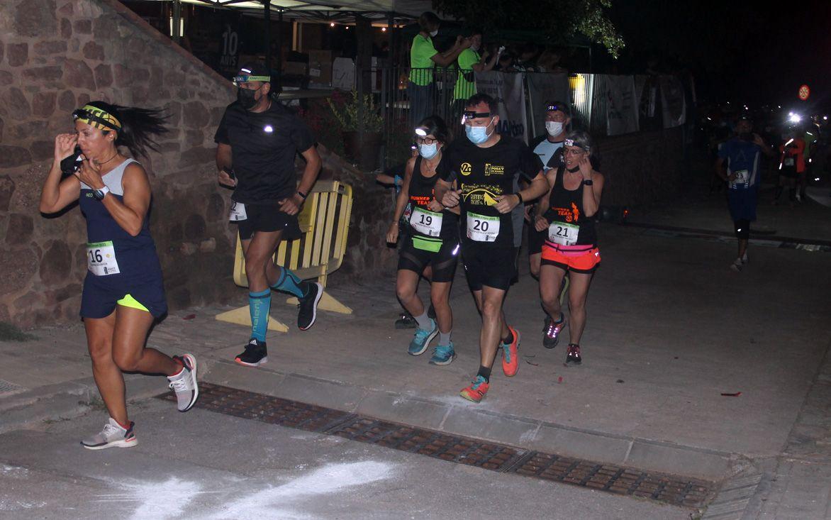 """Nova edició de la cursa-caminada nocturna """"Nit entre vinyes"""" a Sant Fruitós de Bages"""