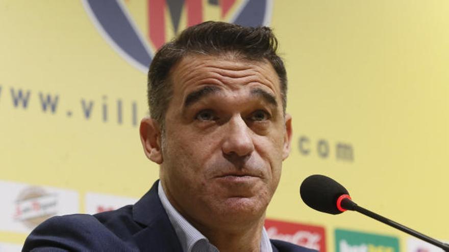 Luis García echa mano del filial