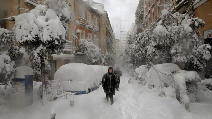 Hacia un clima de extremos por el calentamiento global