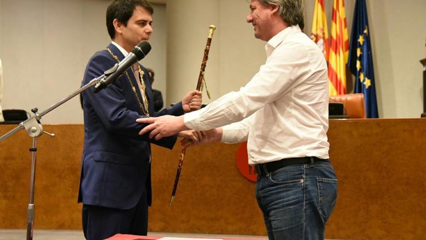 L'alcalde d'Igualada, Marc Castells, és el nou president de la Diputació de Barcelona