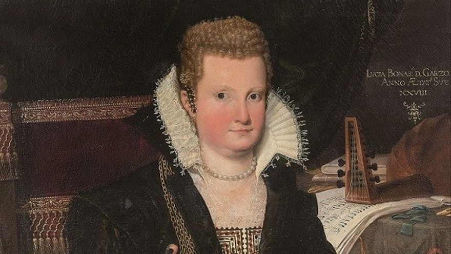 Descubierto en España un cuadro de Lavinia Fontana, que saldrá a subasta por 50.000 euros