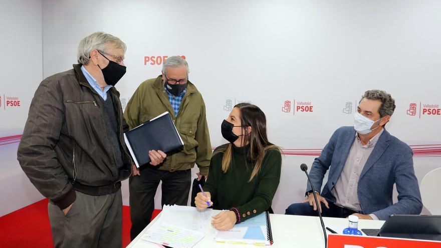El PSOE pedirá una comisión de investigación sobre el COVID en las residencias en Castilla y Léon