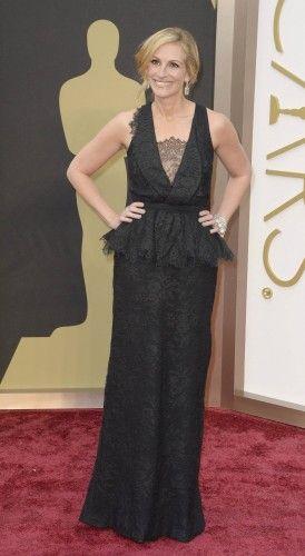 La actriz Julia Roberts.
