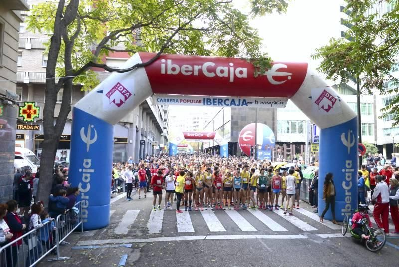 Carrera popular Ibercaja