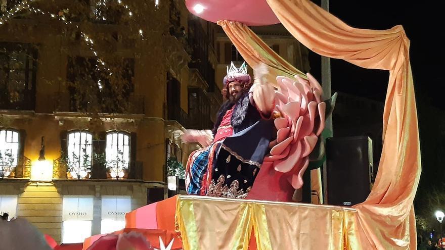 Los Reyes Magos piden por carta a los niños de Palma que no vayan a la Cabalgata