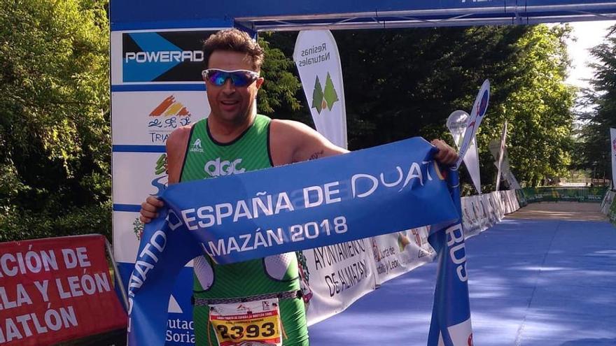 Raúl Zambrana, obligado a parar tras sufrir una lesión que le llevará al quirófano