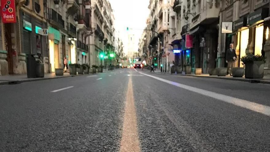 Estas son las calles cortadas por el Maratón de València