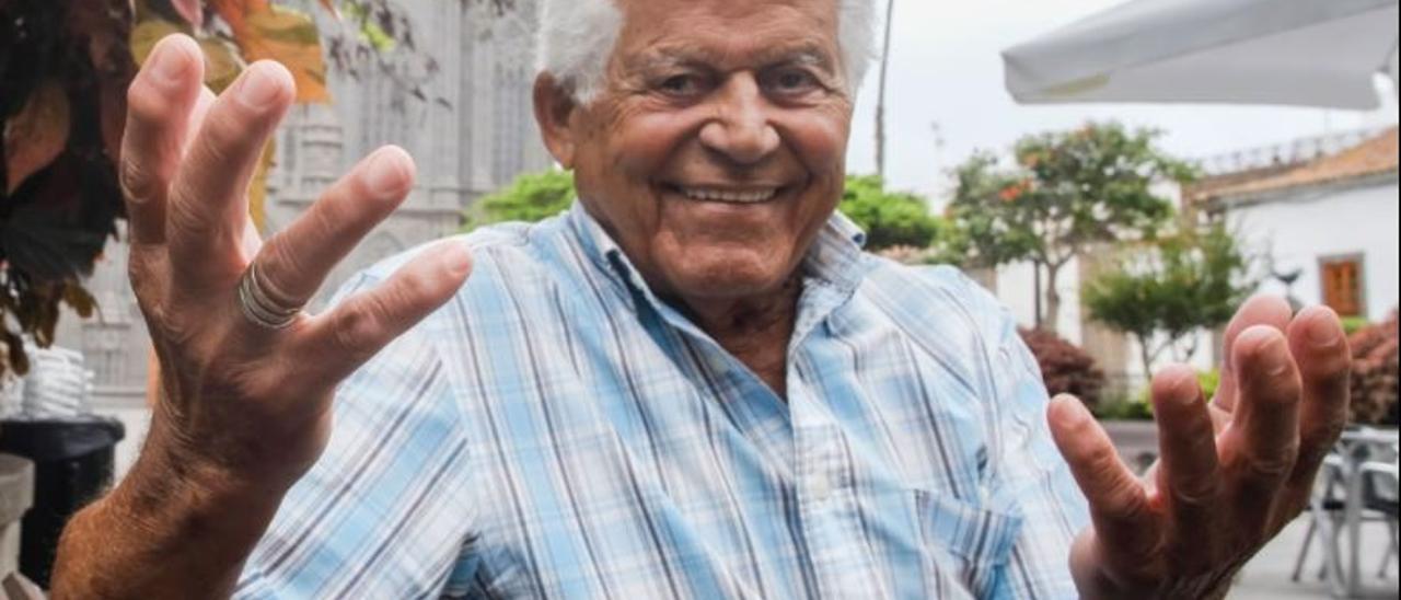 Antono 'Pipote' Pérez Armas.