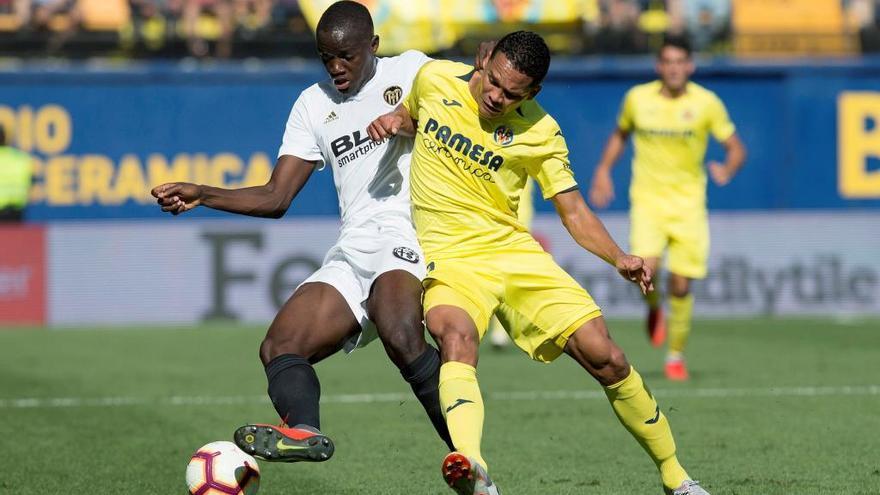 Primera final para el Villarreal