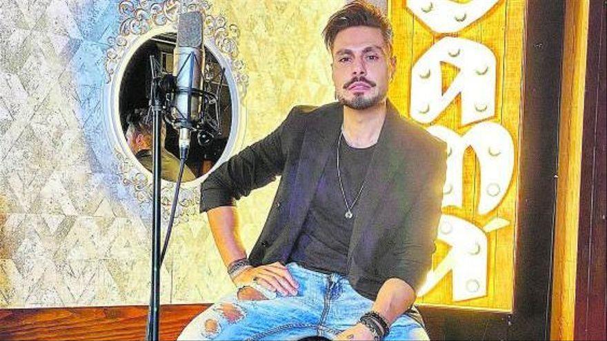 El benaventano Ángel Sevilla estrena su nuevo disco