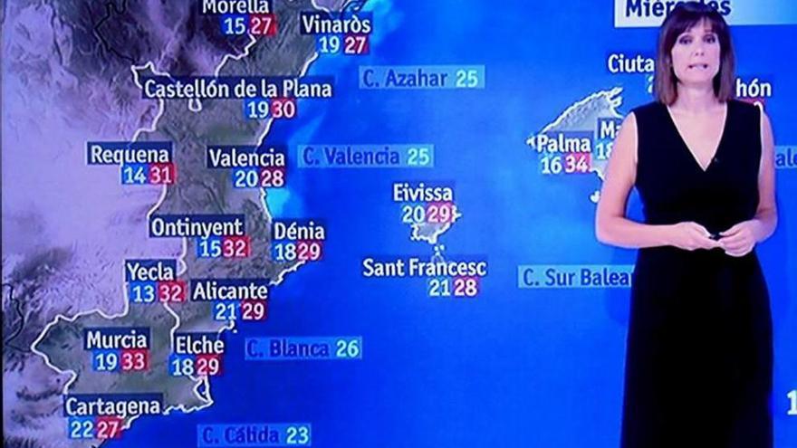 Lorca quiere salir en el mapa del tiempo