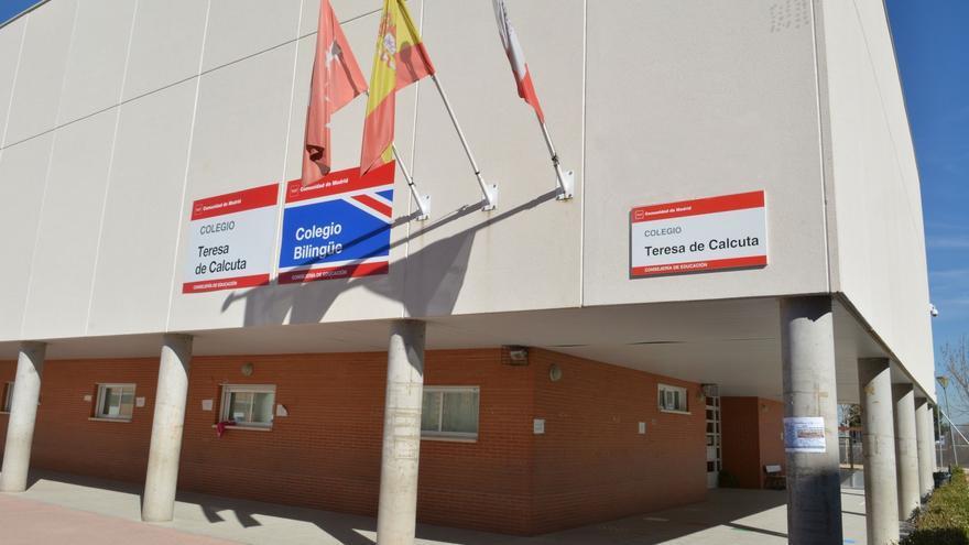 Alarma en un colegio de Madrid tras detectar actitudes vinculadas a 'El juego del calamar'