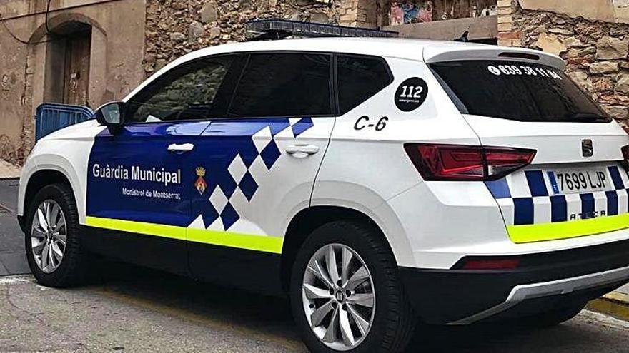 Preocupació a Monistrol per dos intents de robatori i baralles al carrer
