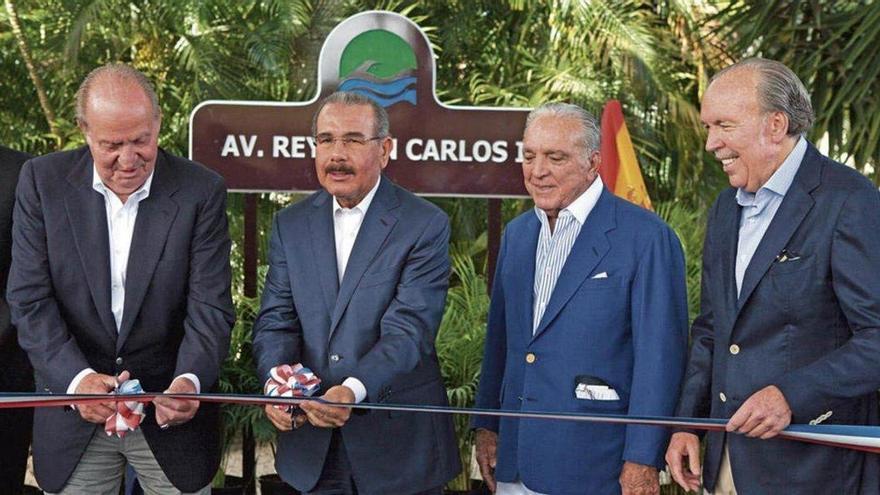 Los Fanjul, la familia astur-cubana que acogería a Juan Carlos en la República Dominicana