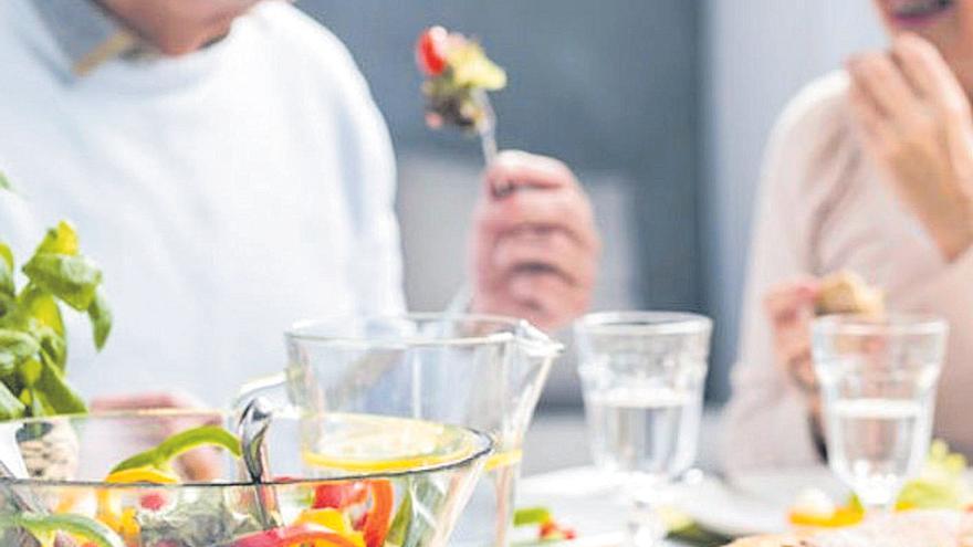 La dieta mediterránea controla al bicho