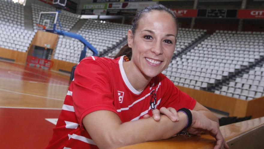 Núria Martínez es perdrà la final de la Lliga Catalana per una lesió