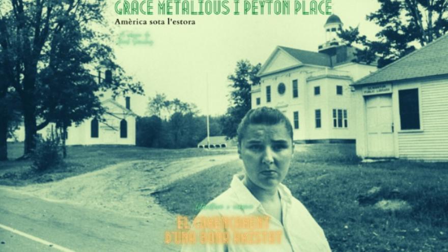 VIRTUAL Grace Metalious i 'Peyton Place': Amèrica sota l'estora